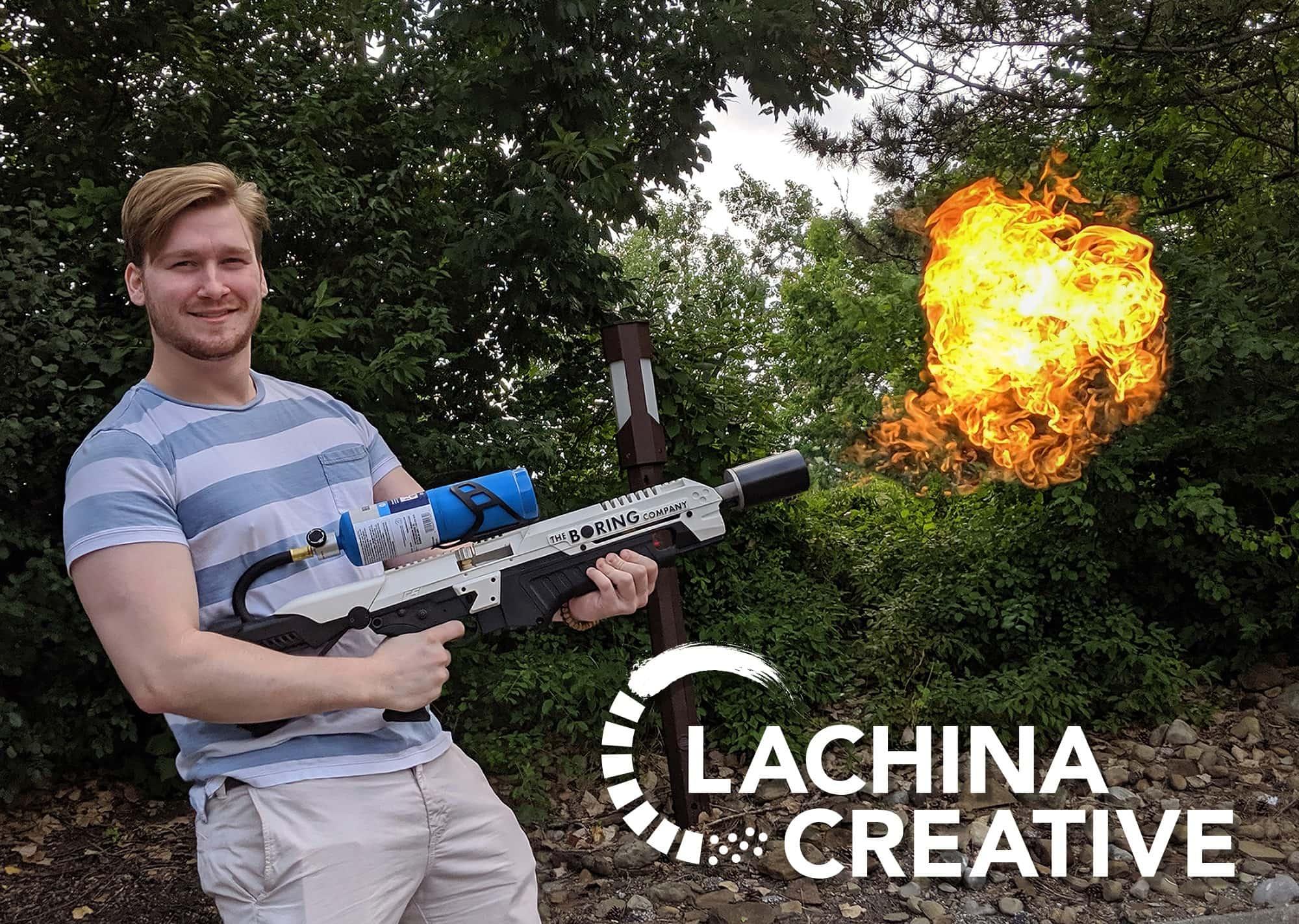 Lachina Creative Intern